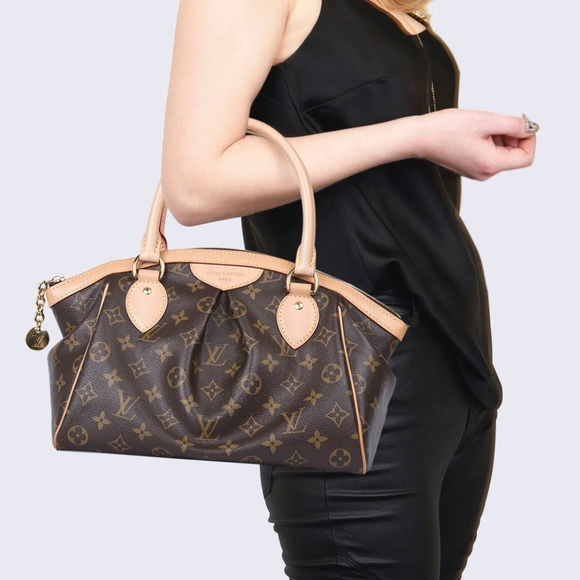 Louis Vuitton Handbags - Authentic LOUIS VUITTON Tivoli Monogram Canvas Bag